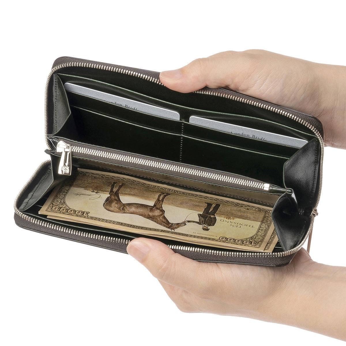 カヴァレオ・シンバのカードポケット
