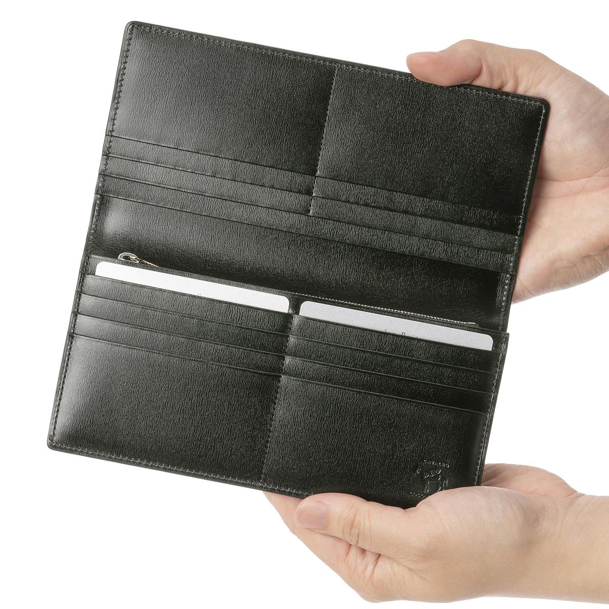 カヴァレオ ドゥマのカードポケット