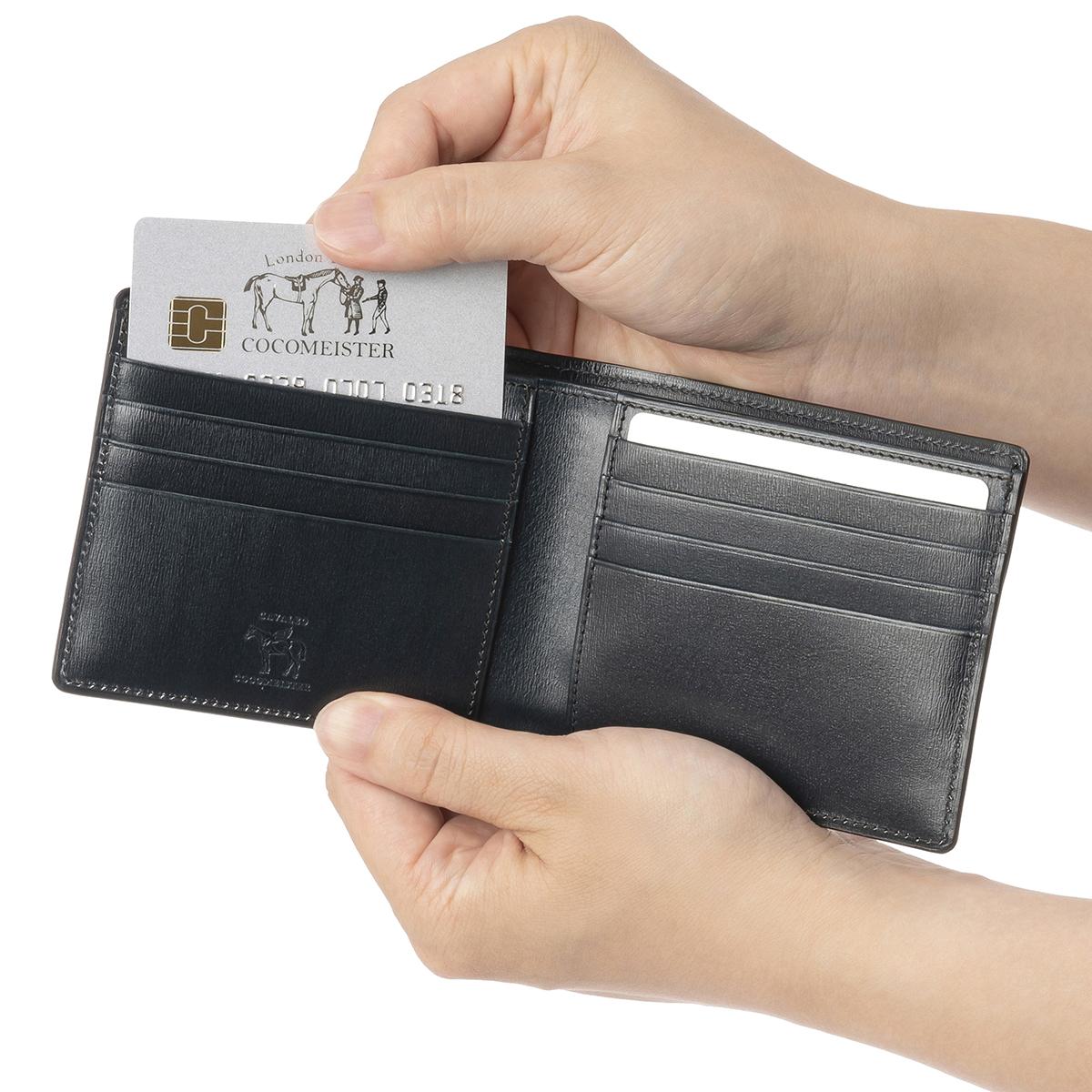 カヴァレオ ゴゴータのカードポケット2