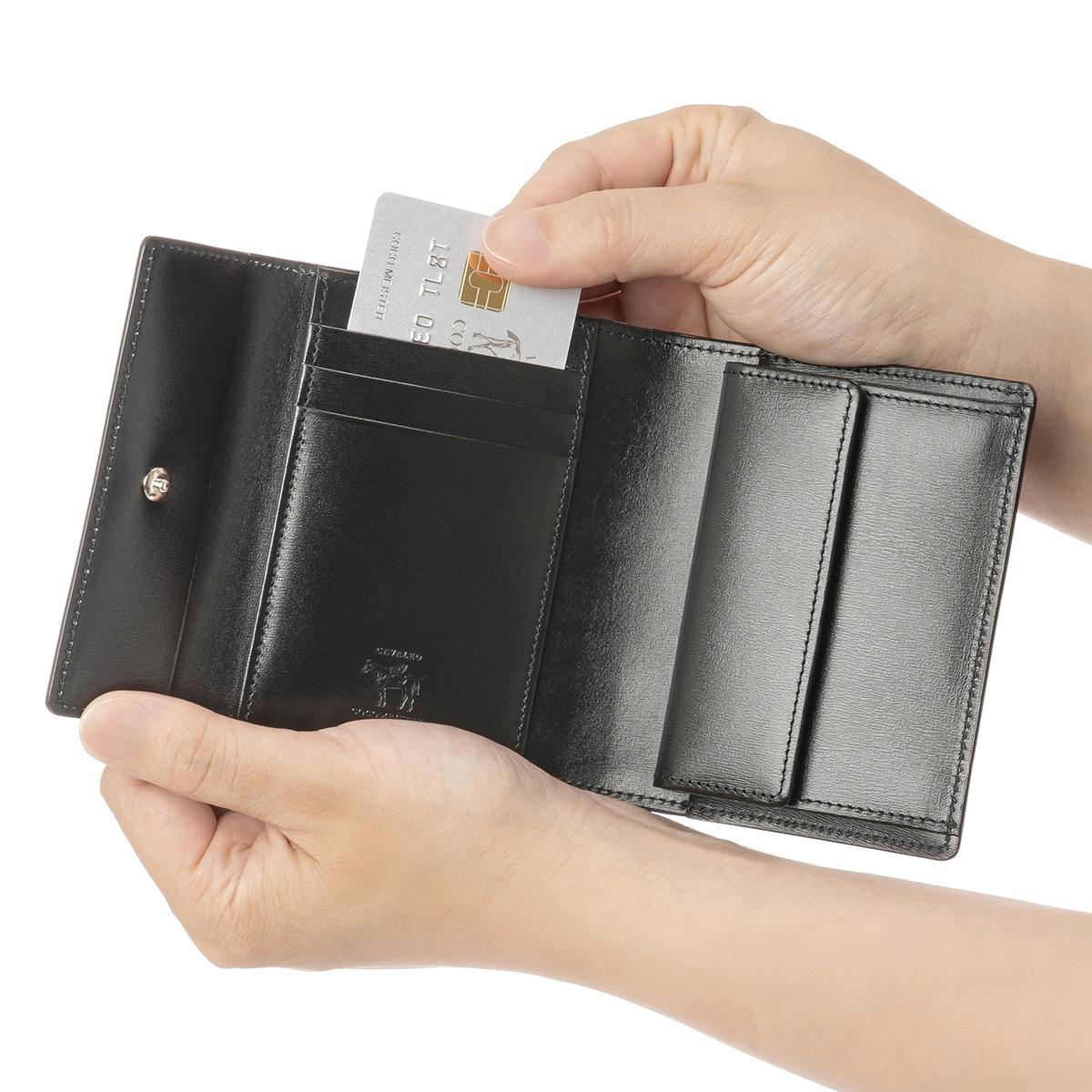 カヴァレオ カンガのカードポケット