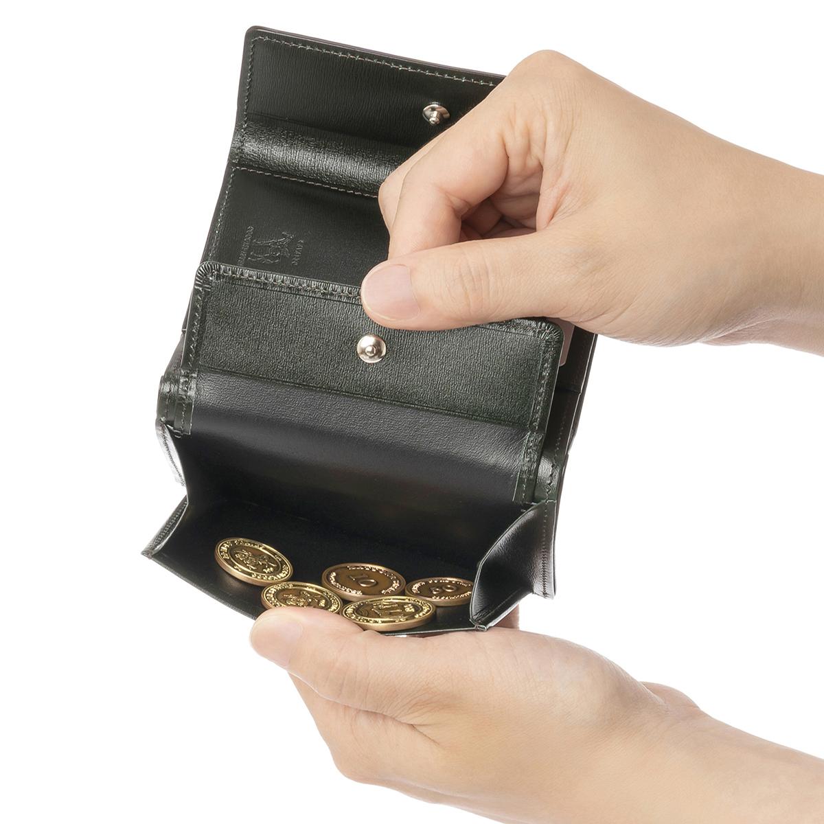 カヴァレオ カンガの小銭入れ