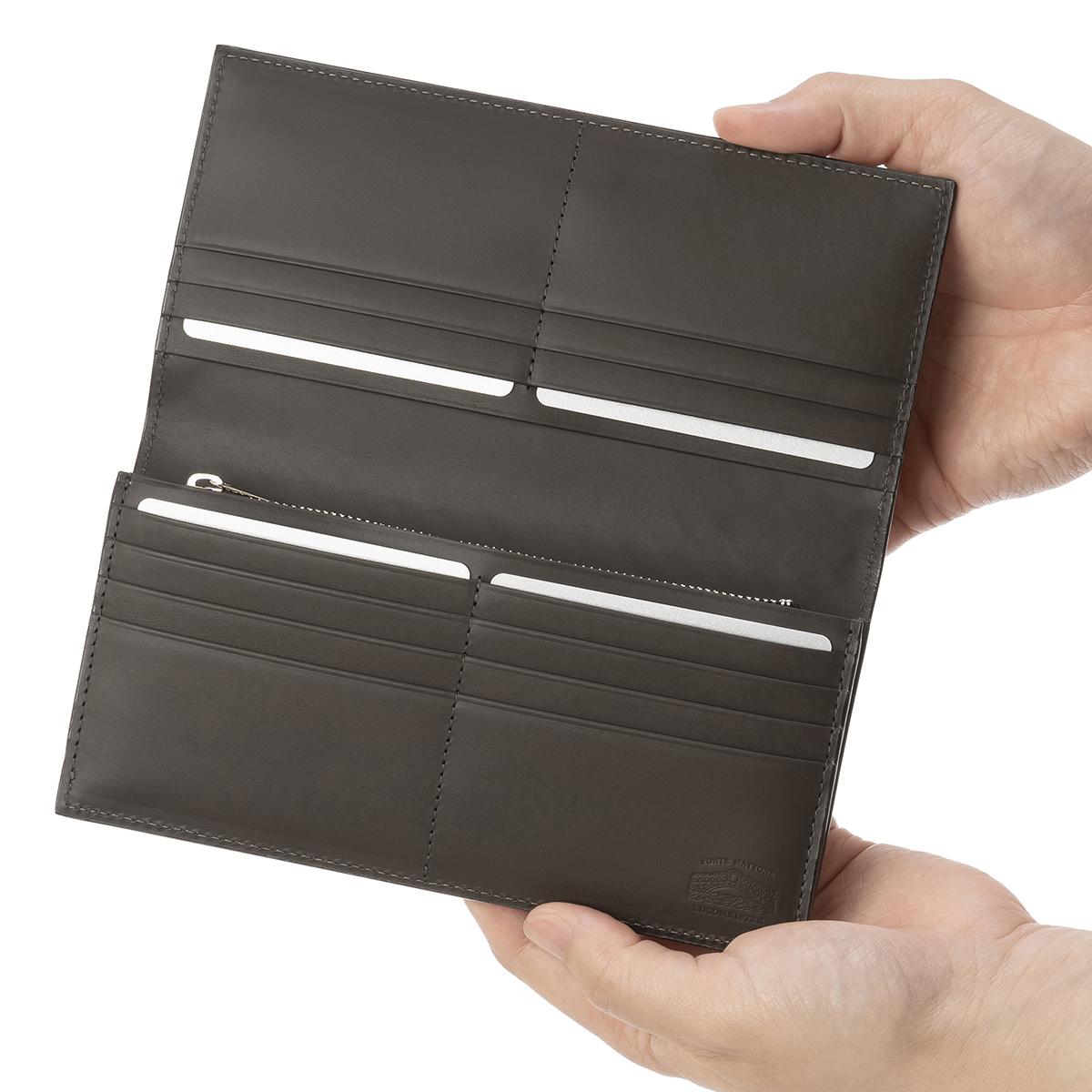 ポンテマットーネ クルトゥーラのカードポケット