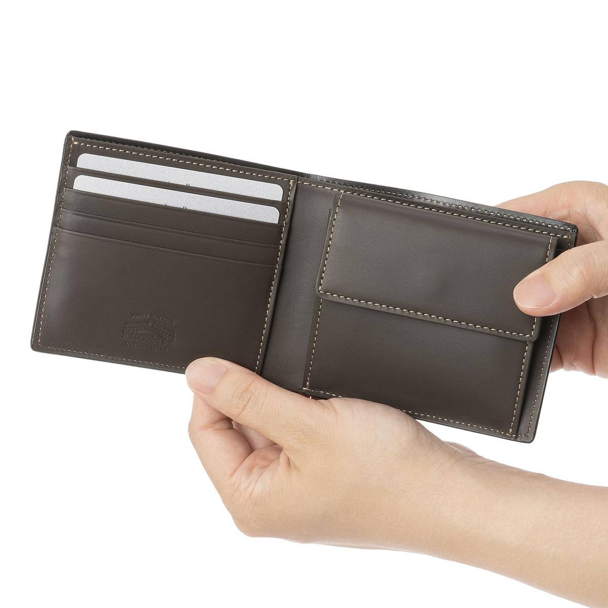 ポンテマットーネ ディーミディウムのカードポケット