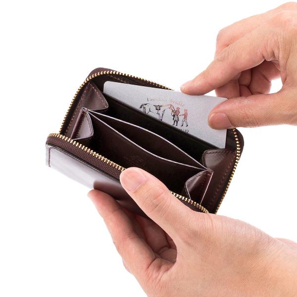 シェルコードバン・サルトラムのカードポケット
